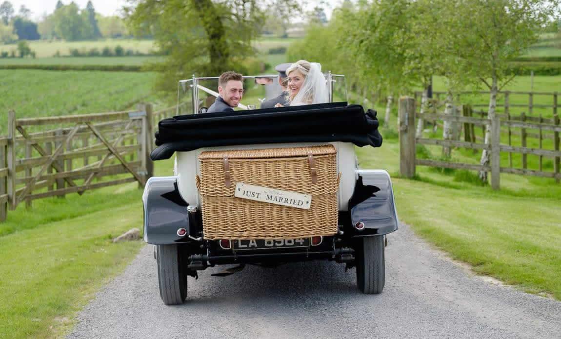 Regency Carriages - 1932 Rolls Royce Open Tourer