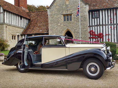 Regency Carriages - 1951 Rolls Royce Silver Wraith