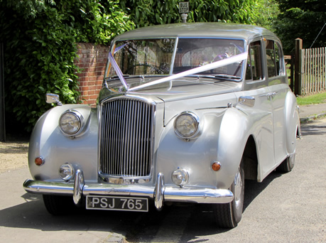 "1961 Austin Princess Limousine ""Tess"" - Wedding Day Cars"