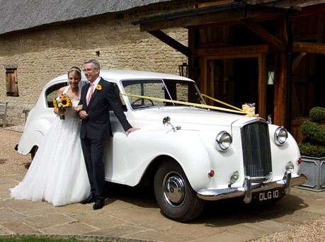 1964 Austin Princess Limousine - Wedding Day Cars
