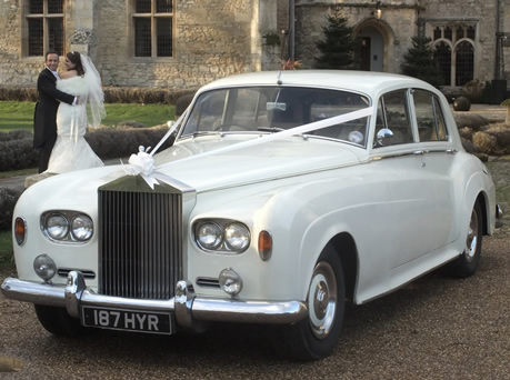 1965 Rolls Royce Silver Cloud III - Wedding Day Cars