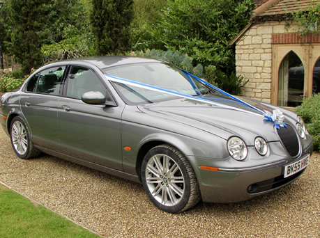 Jaguar S Type - Wedding Day Cars