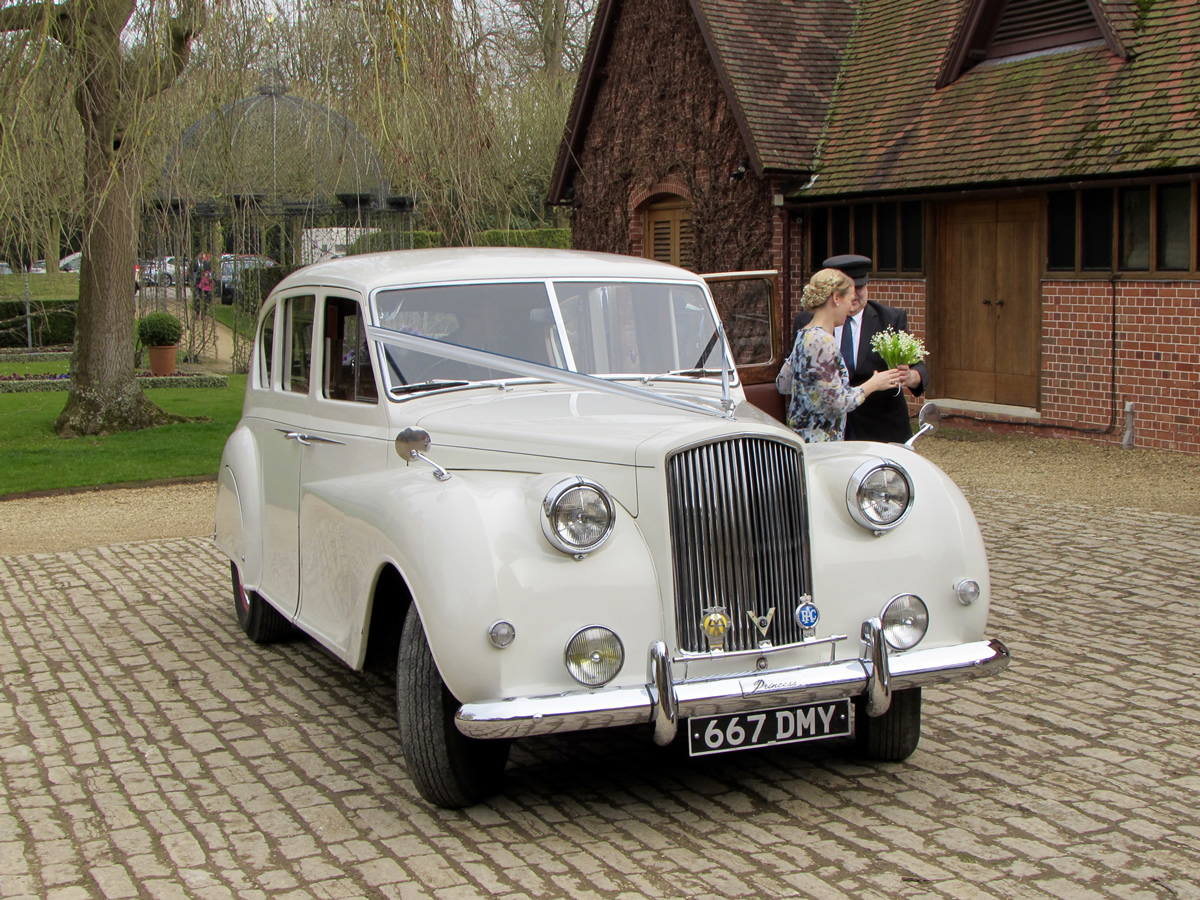 Regency Carriages - 1955 Austin Princess Limousine