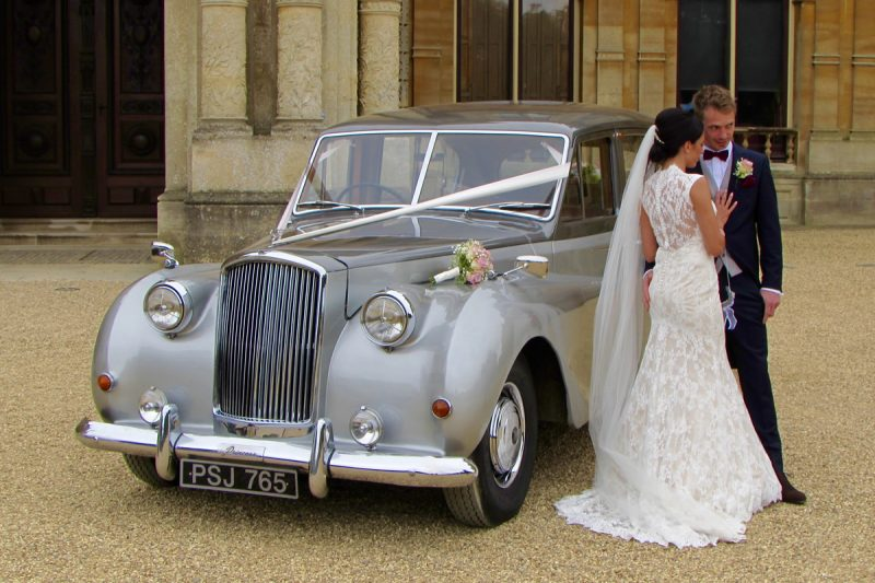 Regency Carriages - 1961 Austin Princess Limousine