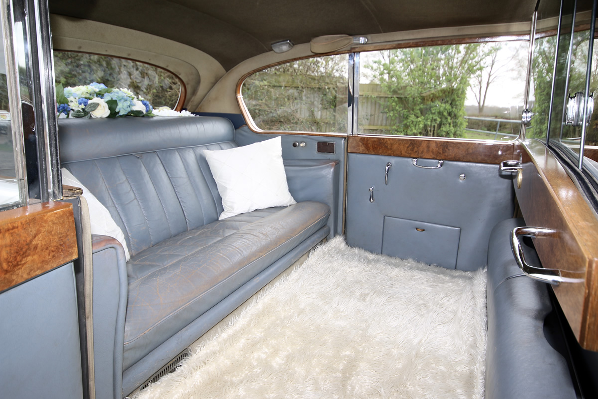 Regency Carriages - 1963 Austin Princess Limousine