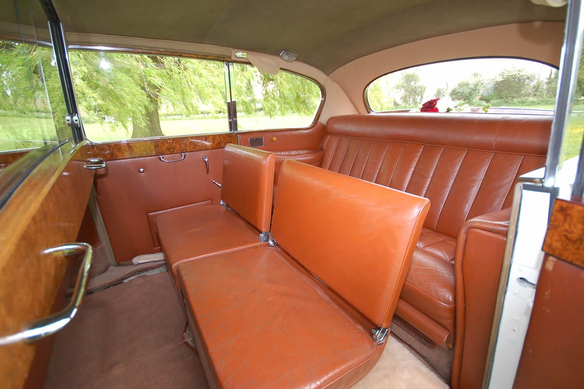Regency Carriages - 1964 Austin Princess Limousine