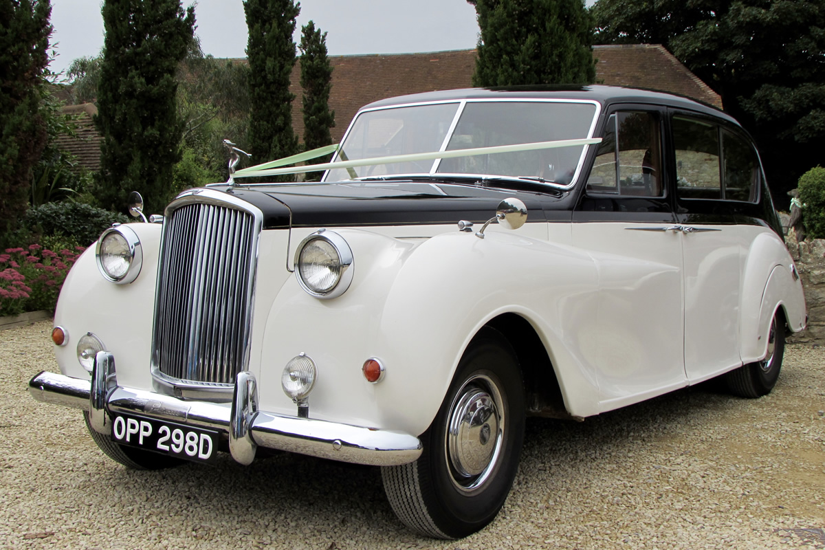 1966 Austin Princess Limousine, Vintage Wedding Cars ...