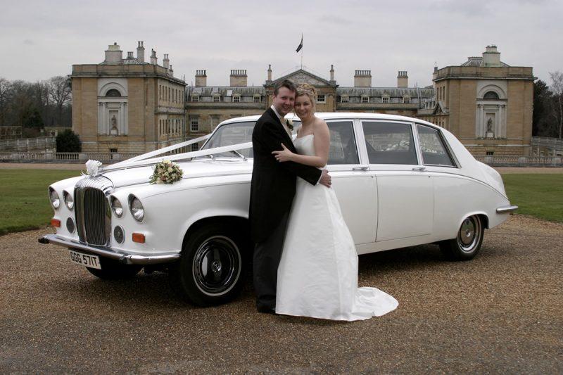 Regency Carriages - Daimler DS420 Limousines