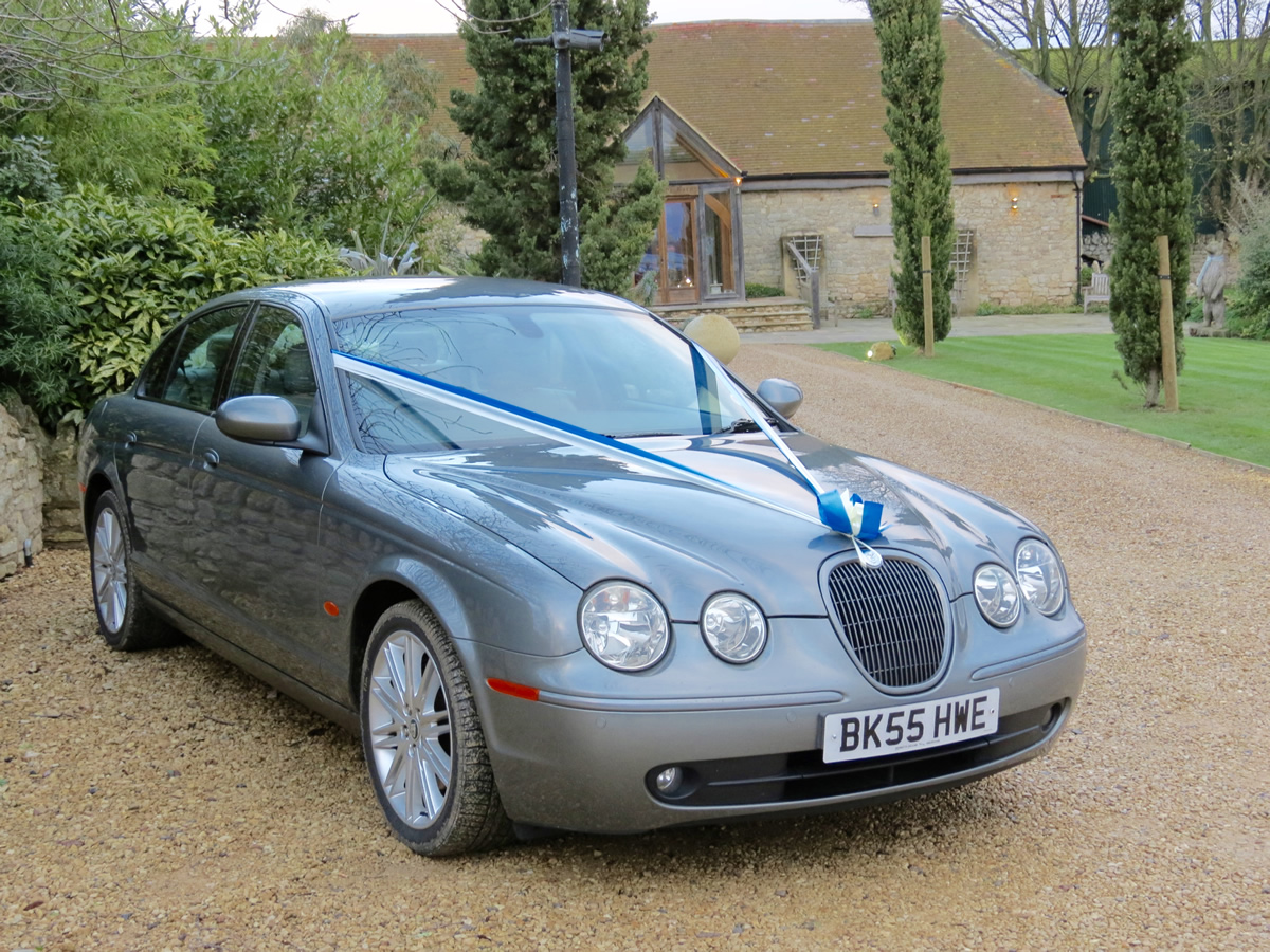 Regency Carriages - Jaguar S Type