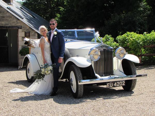 Vintage Wedding Cars, Buckinghamshire