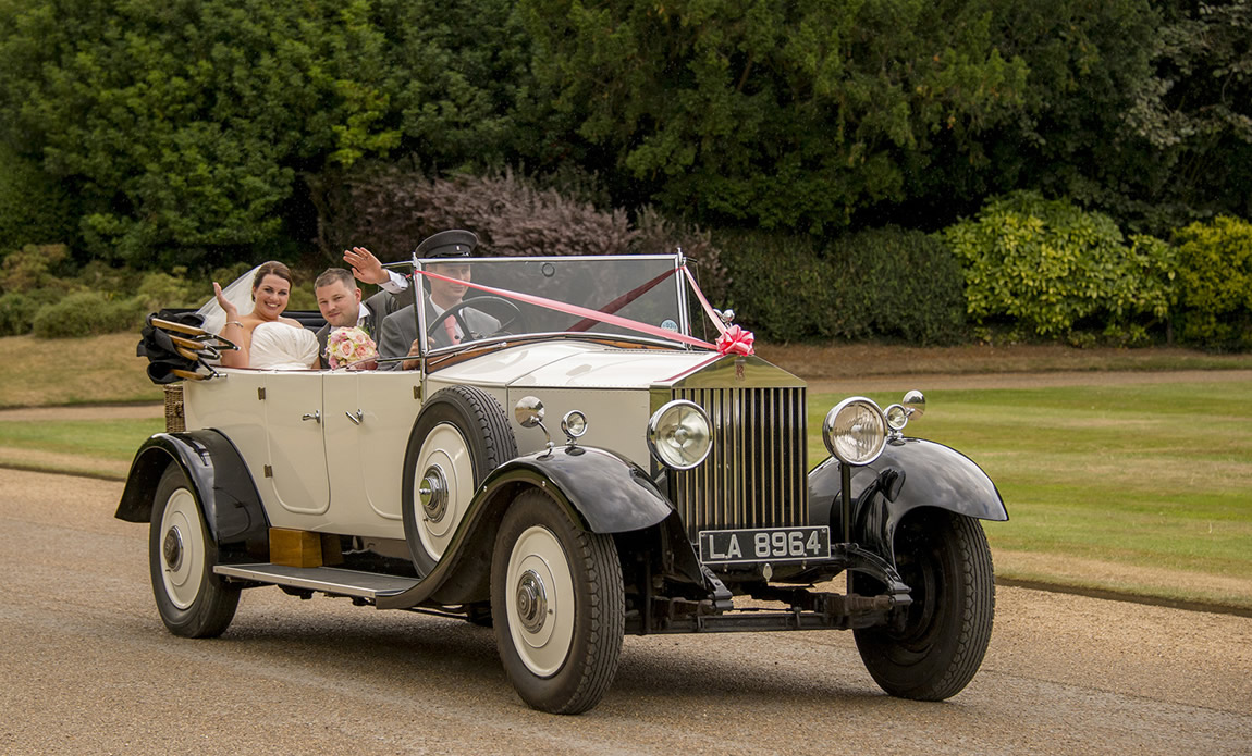 Regency Carriages - 1932 Rolls Royce Open Tourer