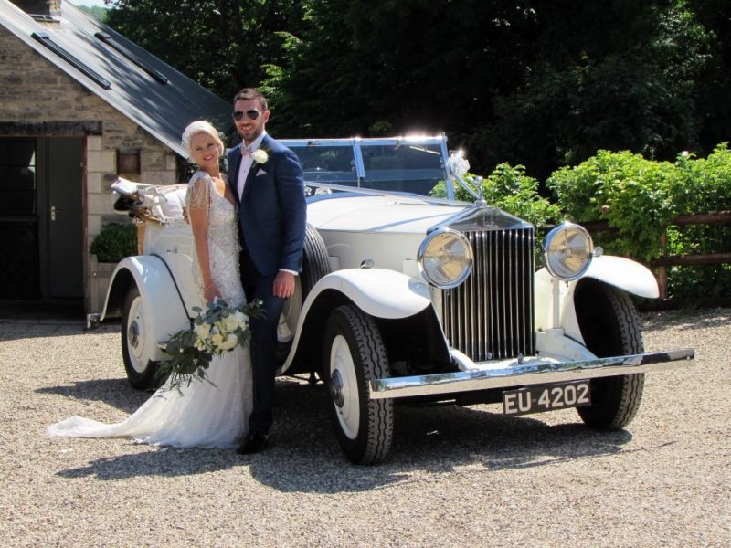 Wedding Cars, 1936 Rolls Royce Open Tourer