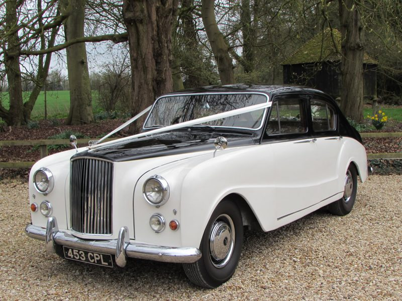 Regency Carriages - 1957 Austin Princess DS7 Saloon