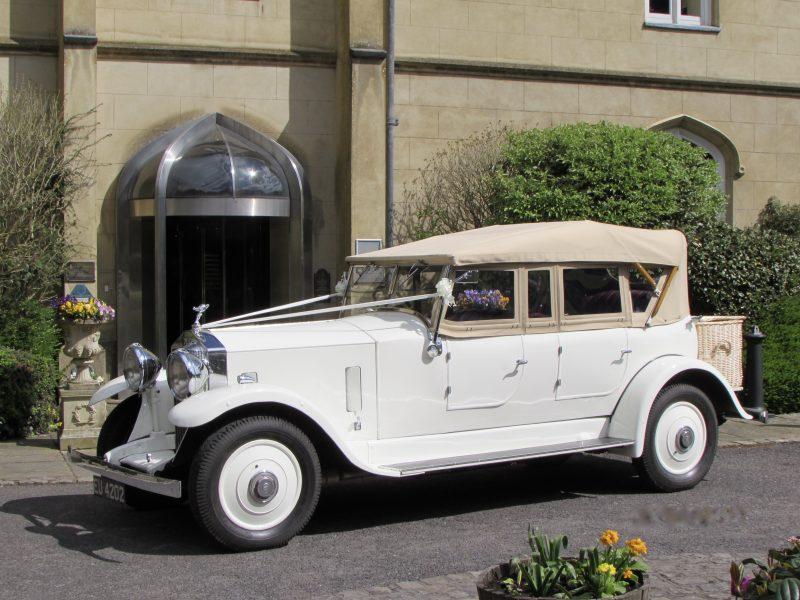 Regency Carriages - 1936 Rolls Royce Open Tourer