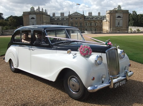 1966 Austin Princess Limousine - Wedding Day Cars