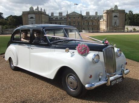 Wedding Cars, 1966 Austin Princess Limousine