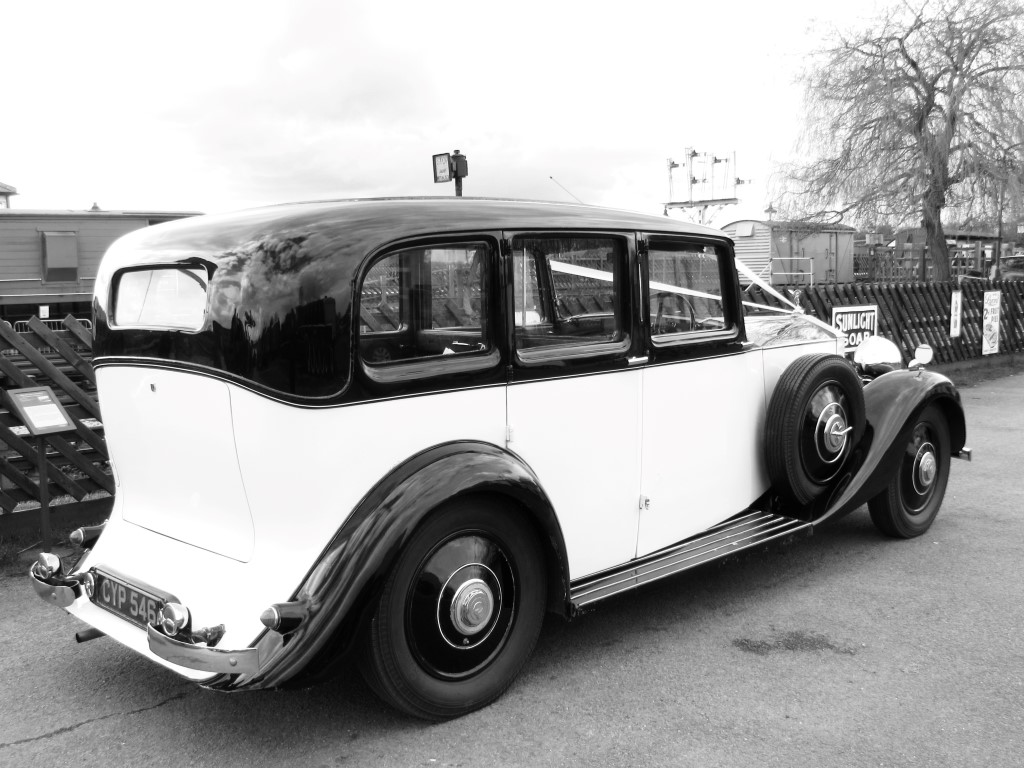Regency Carriages - 1936 Rolls Royce 25/30 Limousine