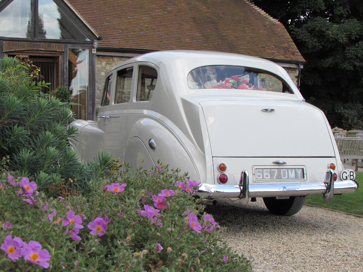 Regency Carriages - 1955 Austin Princess Limousine