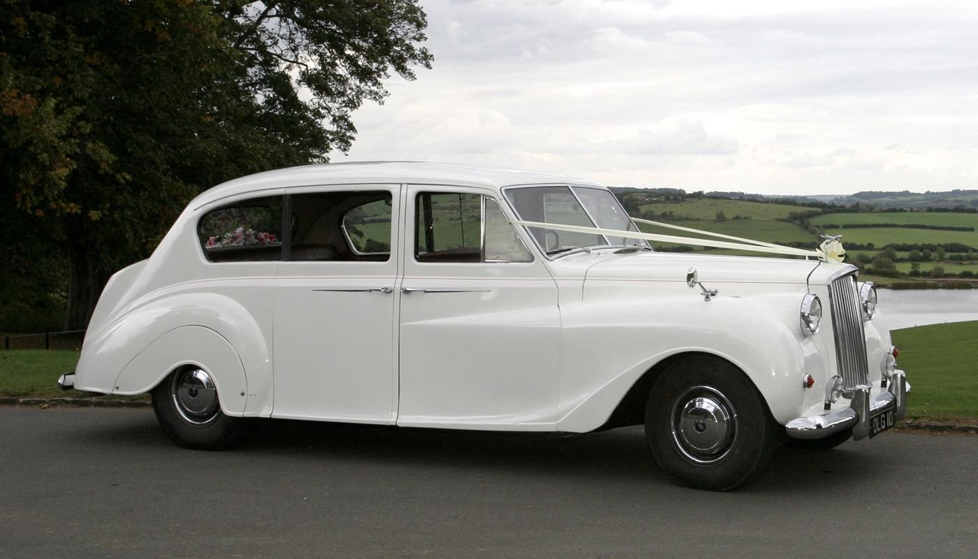 Regency Carriages - 1964 Austin Princess Limousine