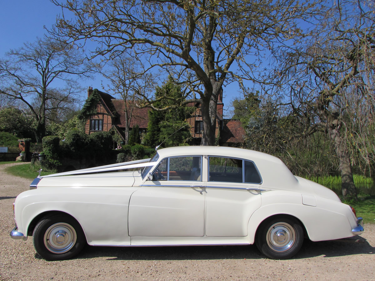 Regency Carriages - 1965 Rolls Royce Silver Cloud III