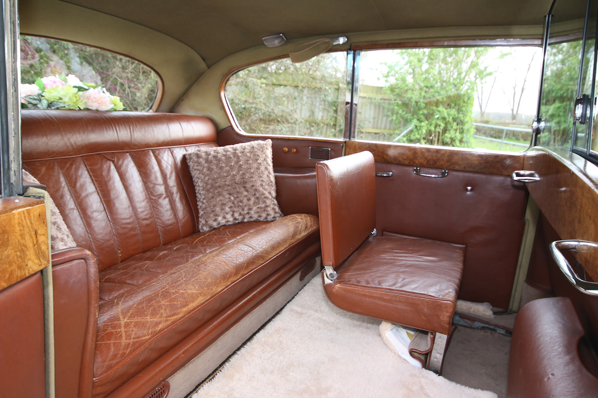 Regency Carriages - 1966 Austin Princess Limousine
