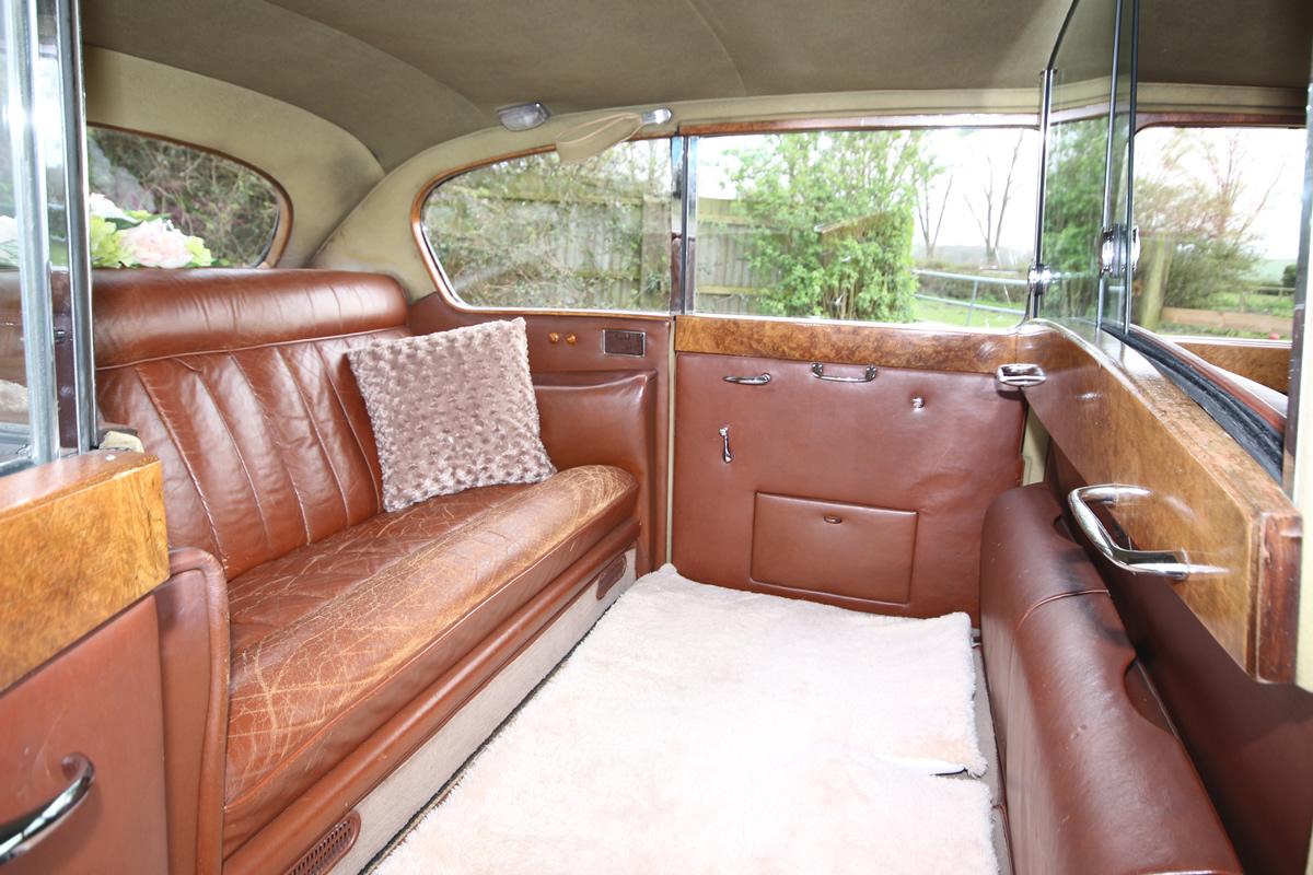Regency Carriages - 1966 Austin Princess Limousine